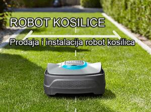 gardena robot kosilica